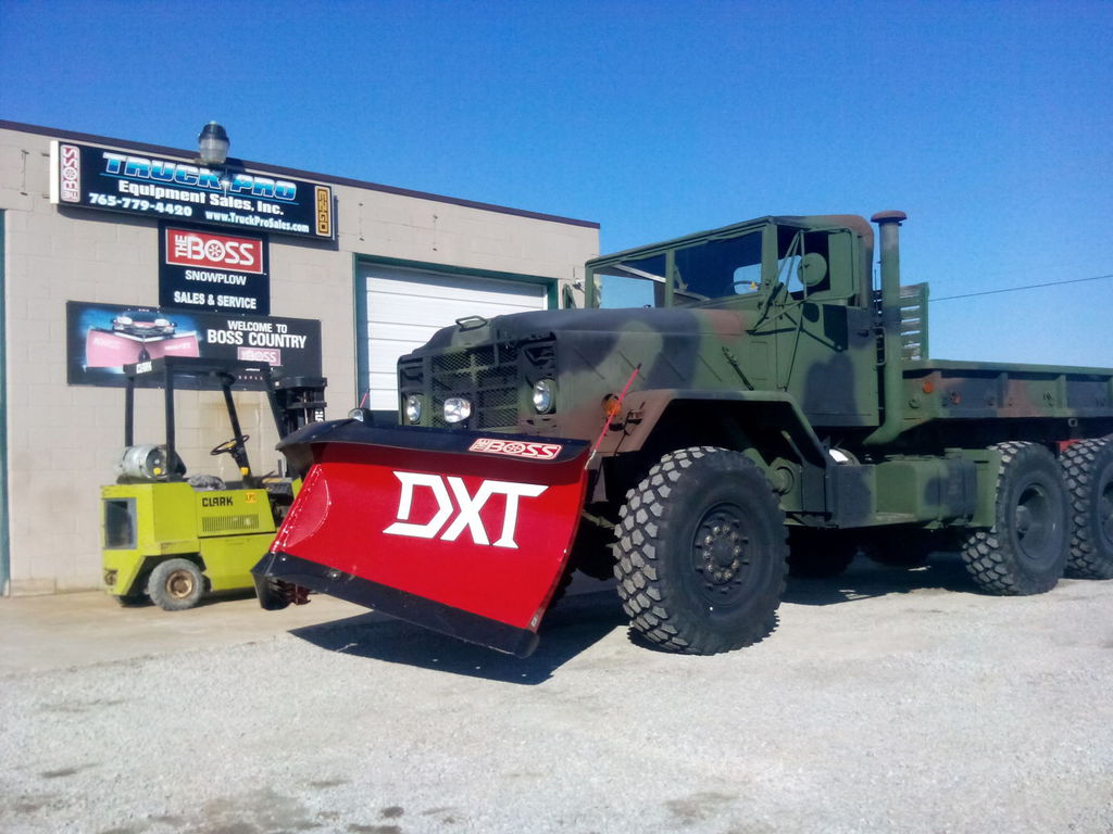 Truck Pro Equipment Sales Inc Snow Ice Removal Equipment